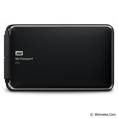 WD My Passport PRO 2TB [WDBRMP0020DBK-PESN] - Hard Disk External 2.5 Inch